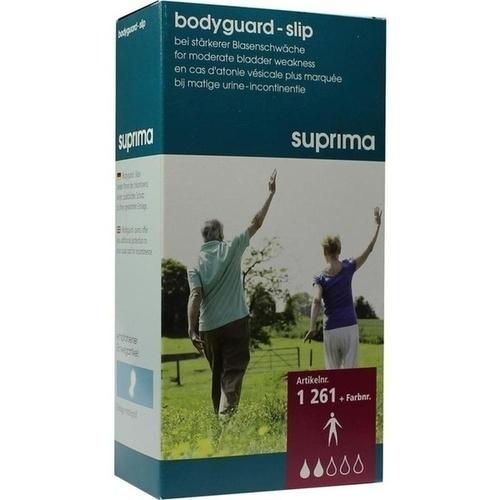 Suprima Slip body guard Art.1261 Gr.6 weiß, 1 ST, Suprima GmbH