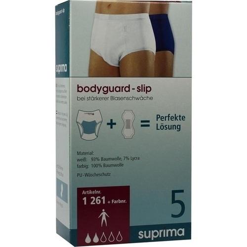 Suprima Slip body guard Art.1261 Gr.7 weiß, 1 ST, Suprima GmbH
