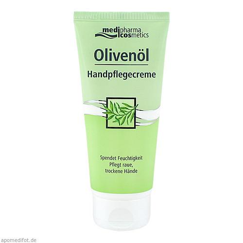 Olivenöl Handpflegecreme, 100 ML, Dr. Theiss Naturwaren GmbH