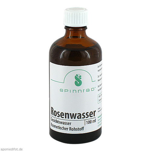 Rosenwasser, 100 ML, Spinnrad GmbH