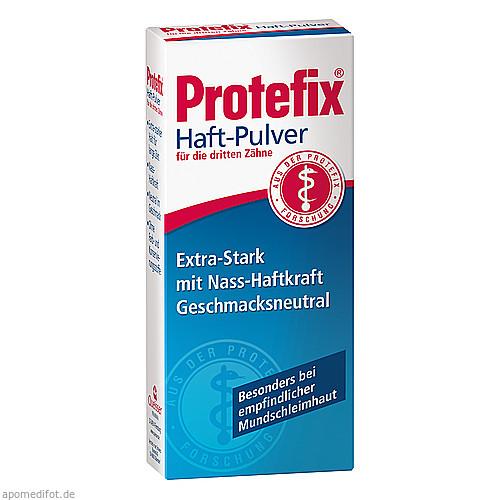 PROTEFIX HAFTPULVER, 50 G, Queisser Pharma GmbH & Co. KG
