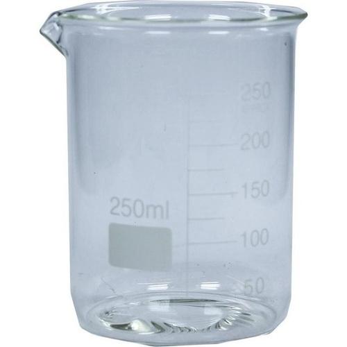 Becherglas hitzebestaendig, 250 ML, Spinnrad GmbH
