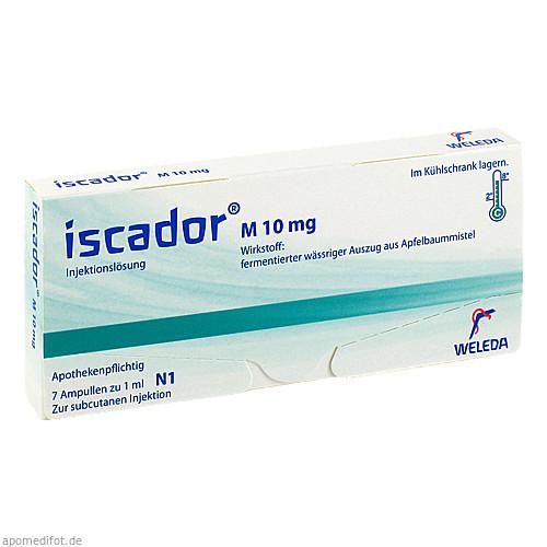 Iscador M 10mg, 7X1 ML, Iscador AG