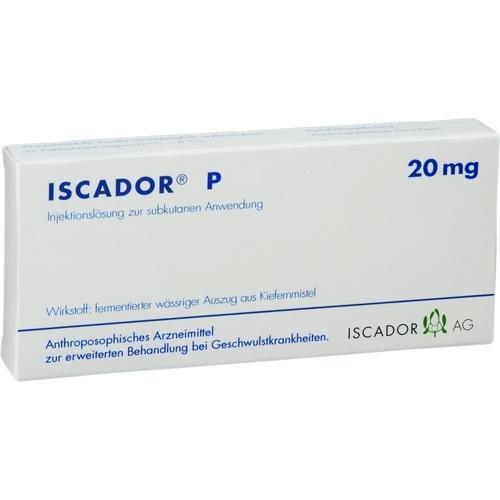 Iscador P 20mg, 7X1 ML, Iscador AG
