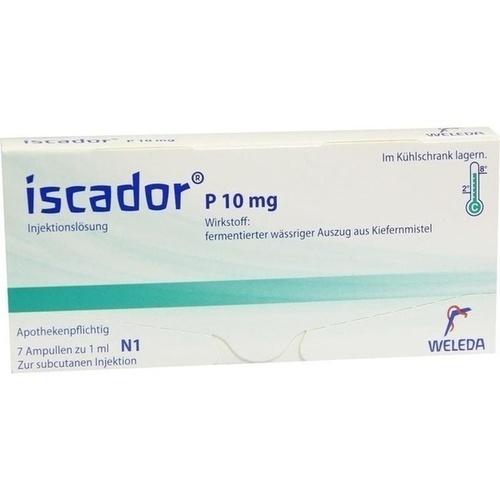 Iscador P 10mg, 7X1 ML, Iscador AG