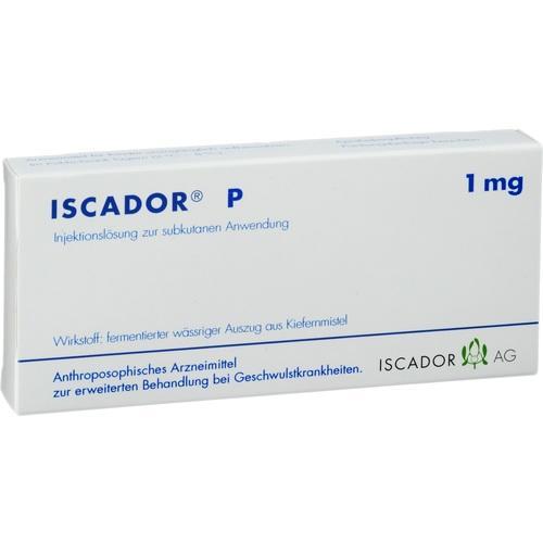 Iscador P 1mg, 7X1 ML, Iscador AG