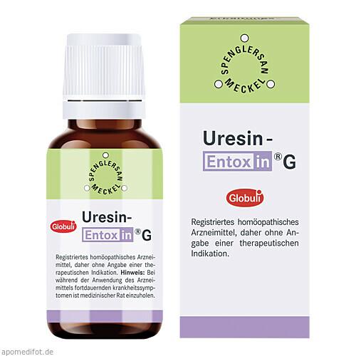 Uresin-Entoxin G, 10 G, Spenglersan GmbH