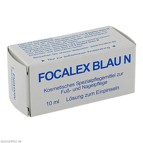 Focalex blau, 10 ML, L. Ensmann
