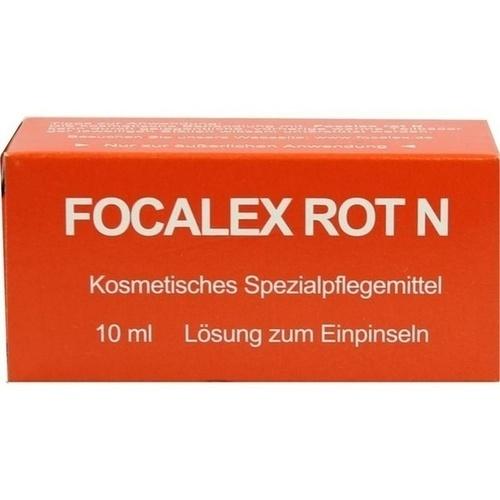 Focalex rot, 10 ML, L. Ensmann