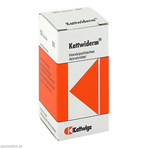 Kattwiderm, 50 ST, Kattwiga Arzneimittel GmbH