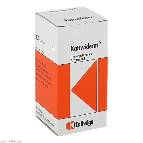 Kattwiderm, 100 ST, Kattwiga Arzneimittel GmbH