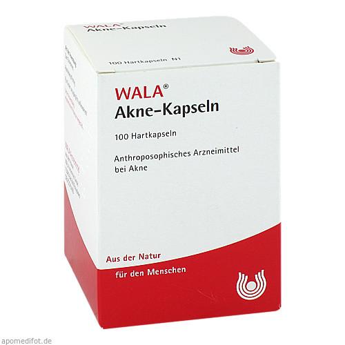 AKNE-KAPSELN, 100 ST, Wala Heilmittel GmbH