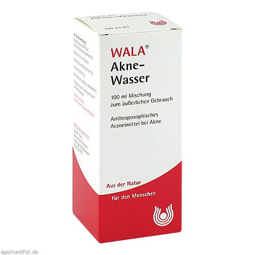 AKNE-WASSER, 100 ML, Wala Heilmittel GmbH