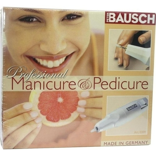 Manicure-/Pedicure-Set Kompakt, 1 ST, RUSSKA LUDWIG BERTRAM GMBH