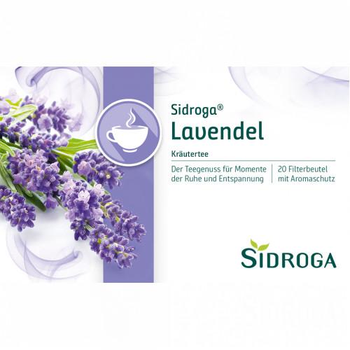 Sidroga Lavendel, 20X1.0 G, Sidroga Gesellschaft Für Gesundheitsprodukte mbH