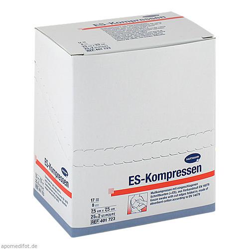 ES-KOMPR STER 7.5X7.5, 25X2 ST, Paul Hartmann AG