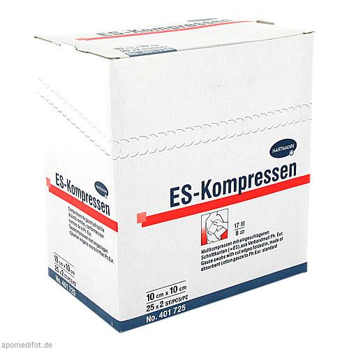 ES-KOMPR STER 10X10, 25X2 ST, Paul Hartmann AG