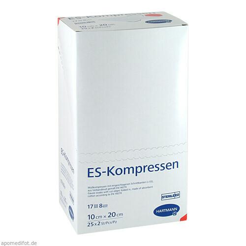 ES-KOMPR STER 10X20, 25X2 ST, Paul Hartmann AG