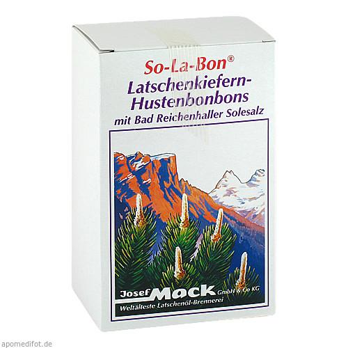SOLE LATSCHENK HUSTENBONB, 500 G, Josef Mack GmbH & Co. KG