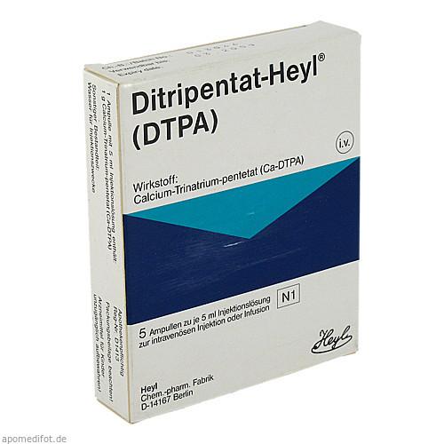 DITRIPENTAT HEYL, 5X5 ML, HEYL Chemisch-pharmazeutische Fabrik GmbH & Co. KG