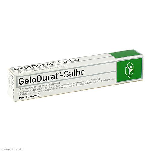 GELODURAT Salbe, 50 G, G. Pohl-Boskamp GmbH & Co.KG