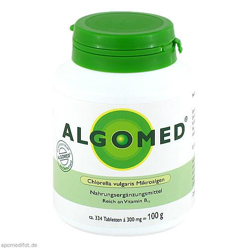 Algomed Chlorella vulgaris Mikroalgen 300mg, 100 G, Roquette Klötze GmbH & Co. KG