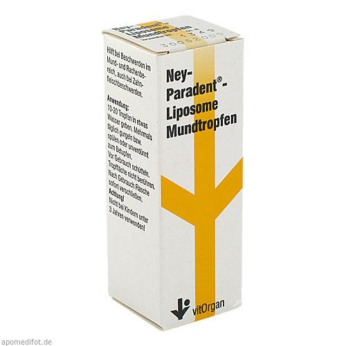 NeyParadent Liposome Mundtropfen, 15 ML, Vitorgan Arzneimittel GmbH