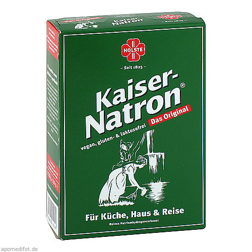 KAISER NATRON BTL, 250 G, Arnold Holste Wwe. GmbH & Co. KG
