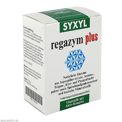 Regazym Plus SYXYL, 120 ST, MCM KLOSTERFRAU Vertr. GmbH