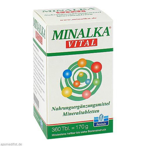 Minalka, 360 ST, Biomin Pharma GmbH