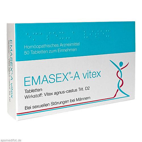 EMASEX-A VITEX, 50 ST, Aca Müller/Adag Pharma AG