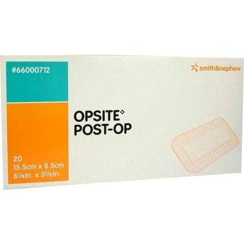 OpSite Post-Op 15.5cmx8.5cm einzeln steril New, 20X1 ST, Smith & Nephew GmbH
