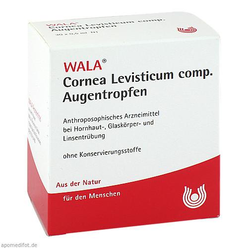 Cornea Levisticum comp. Augentropfen, 30X0.5 ML, Wala Heilmittel GmbH