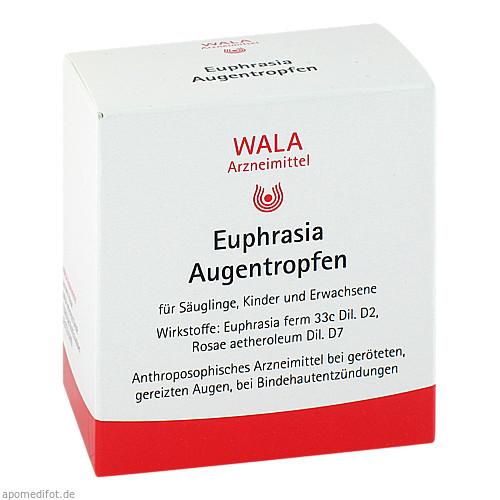 Euphrasia Augentropfen, 30X0.5 ML, Wala Heilmittel GmbH