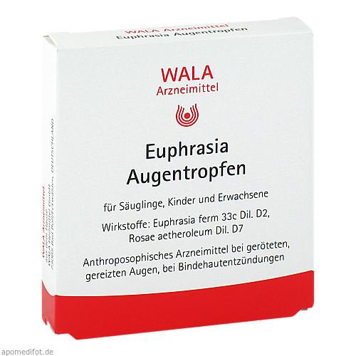 Euphrasia Augentropfen, 5X0.5 ML, Wala Heilmittel GmbH