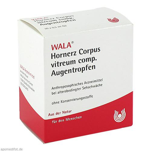 Hornerz Corpus vitreum comp. Augentropfen, 30X0.5 ML, Wala Heilmittel GmbH
