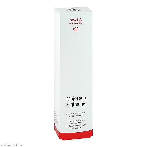 Majorana Vaginalgel, 100 G, Wala Heilmittel GmbH
