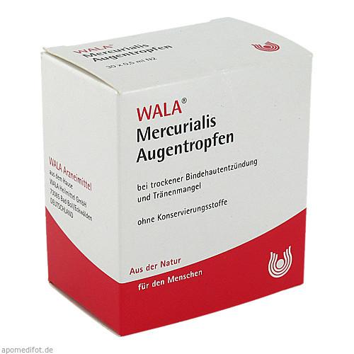 Mercurialis Augentropfen, 30X0.5 ML, Wala Heilmittel GmbH