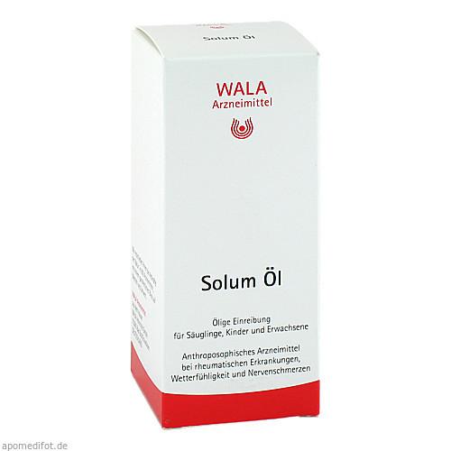 Solum Öl, 100 ML, Wala Heilmittel GmbH