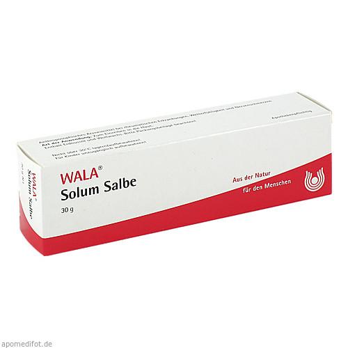 Solum Salbe, 30 G, Wala Heilmittel GmbH