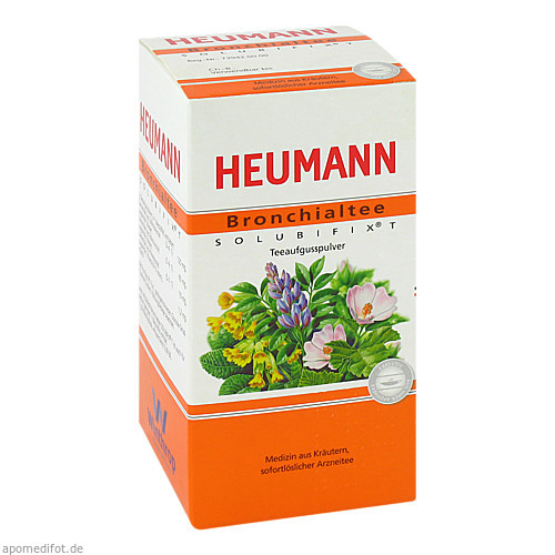 HEUMANN Bronchialtee Solubifix T, 60 G, Sanofi-Aventis Deutschland GmbH GB Selbstmedikation /Consumer-Care