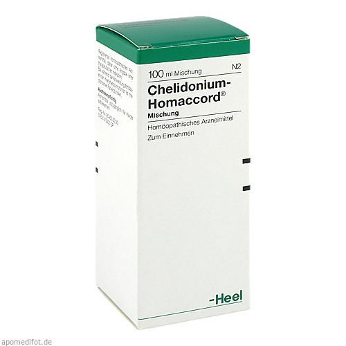 Chelidonium-Homaccord, 100 ML, Biologische Heilmittel Heel GmbH