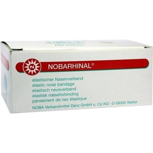 NOBARHINAL groß Nasenverband, 10 ST, Nobamed Paul Danz AG