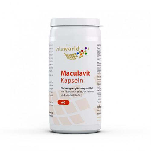 Maculavit Lutein 7.5MG, 60 ST, Vita World GmbH
