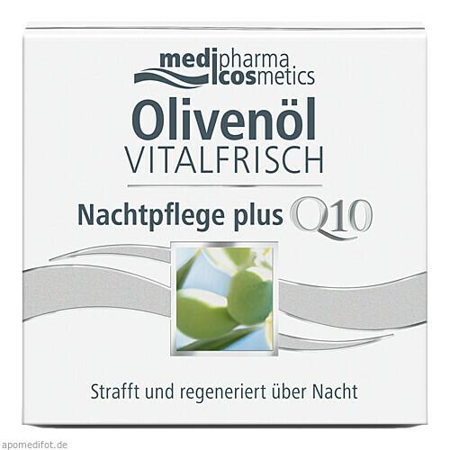 Olivenöl vitalfrisch Nachtpflege, 50 ML, Dr. Theiss Naturwaren GmbH