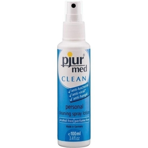pjur med Clean Spray, 100 ML, Pjur Group Luxembourg S.A.