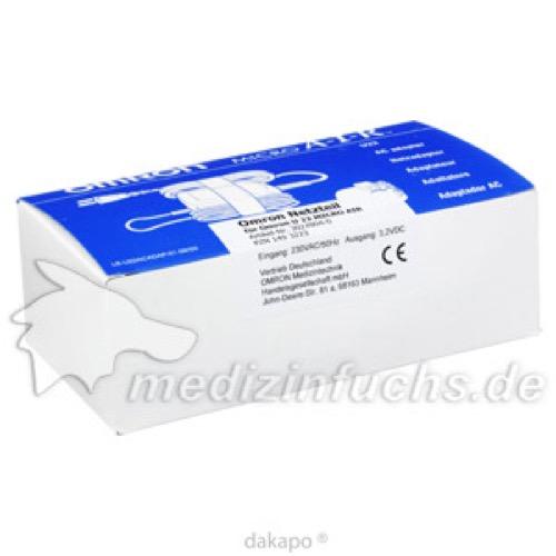 Omron U 22 Netzteil f.U22MicroAIR Inhalationsgerät, 1 ST, Hermes Arzneimittel GmbH