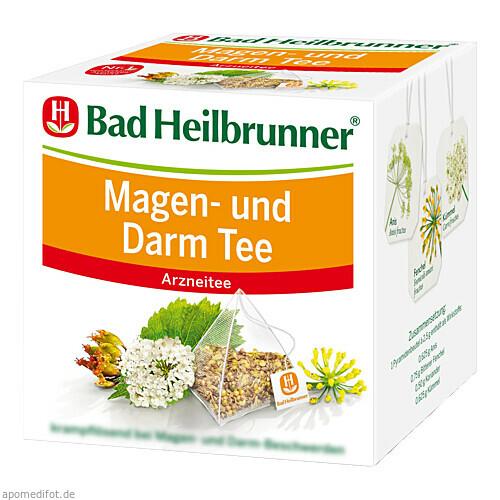 Bad Heilbrunner Magen- und Damtee im Pyramidenbtl., 15X2.5 G, Bad Heilbrunner Naturheilm. GmbH & Co. KG
