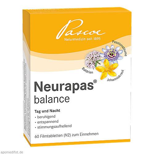 NEURAPAS balance, 60 ST, Pascoe pharmazeutische Präparate GmbH