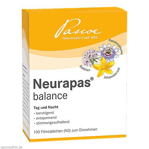 NEURAPAS balance, 100 ST, Pascoe pharmazeutische Präparate GmbH